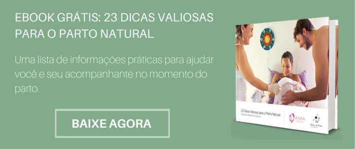Baixe o Ebook: 23 Dicas Valiosas para o Parto Natural