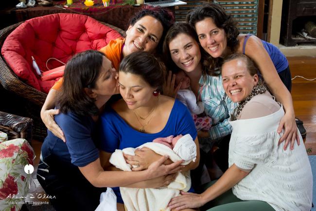Relato de parto Mayra Calvette